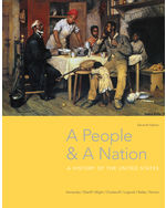 A People and a Nation: A History of the United States, 11e