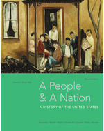 A People and a Nation: A History of the United States, 11e (Volume II: Since 1865)