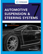 Today's Technician: Automotive Suspension & Steering Systems, 7e