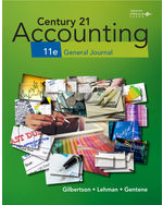 Century 21 Accounting: General Journal