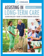 Assisting in Long-Term Care, 7e