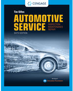 Automotive Service: Inspection, Maintenance, Repair, 6e
