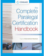 The Complete Paralegal Certification Handbook