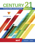 Century 21® Computer Skills and Applications, Lessons 1-88