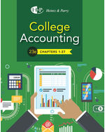 College Accounting, Chapters 1-27, 23rd (Hardcover)