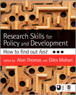 Research Skills for Policy and Development: How to Find Out Fast