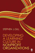 Developing a Learning Culture in Nonprofit Organizations