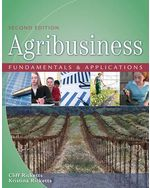 Agribusiness Fundamentals and Applications