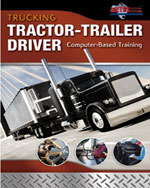 Trucking: Tractor-Trailer Driver Computer Based Training, , CD-ROM