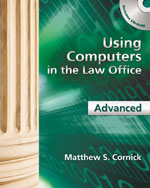 Using Computers in the Law Office - Advanced