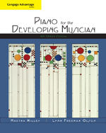 Cengage Advantage Books: Piano for the Developing Musician, Concise