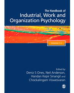 The SAGE Handbook of Industrial, Work & Organizational Psychology, 3v
