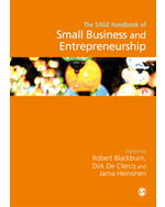The SAGE Handbook of Small Business and Entrepreneurship