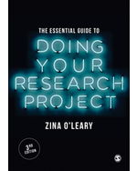 The Essential Guide to Doing Your Research Project, 3e
