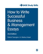 How to Write Successful Business and Management Essays
