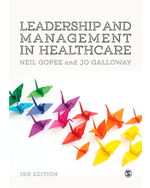 Leadership and Management in Healthcare, 3e