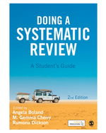 Doing a Systematic Review: A Student's Guide