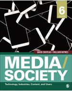 Media/Society: Technology, Industries, Content, and Users