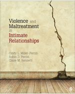 Violence and Maltreatment in Intimate Relationships, 1e