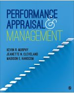 Performance Appraisal and Management