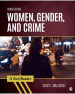 Women, Gender, and Crime: A Text/Reader
