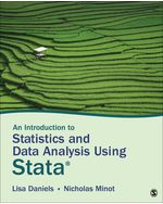 An Introduction to Statistics and Data Analysis Using Stata, 1e