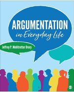 Argumentation in Everyday Life