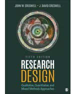 Research Design: Qualitative, Quantitative, and Mixed Methods Approaches, 5e