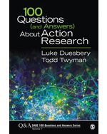 100 Questions (and Answers) About Action Research, 1e