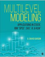 Multilevel Modeling