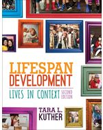 Lifespan Development: Lives in Context