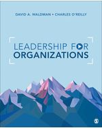 Leadership for Organizations