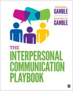 The Interpersonal Communication Playbook