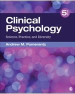 Clinical Psychology, 5e
