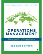 Operations Management: Managing Global Supply Chains, 2e