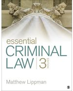 Essential Criminal Law