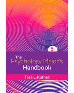 The Psychology Major's Handbook