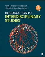 Introduction to Interdisciplinary Studies