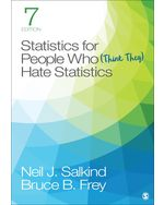 Statistics for People Who (Think They) Hate Statistics, 7e