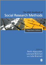 The SAGE Handbook of Social Research Methods
