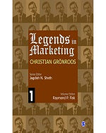 Legends in Marketing: Christian Gronroos