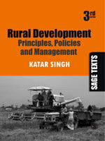 Rural Development: Principles, Policies and Management