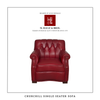 Churchill Single-Seater Sofa