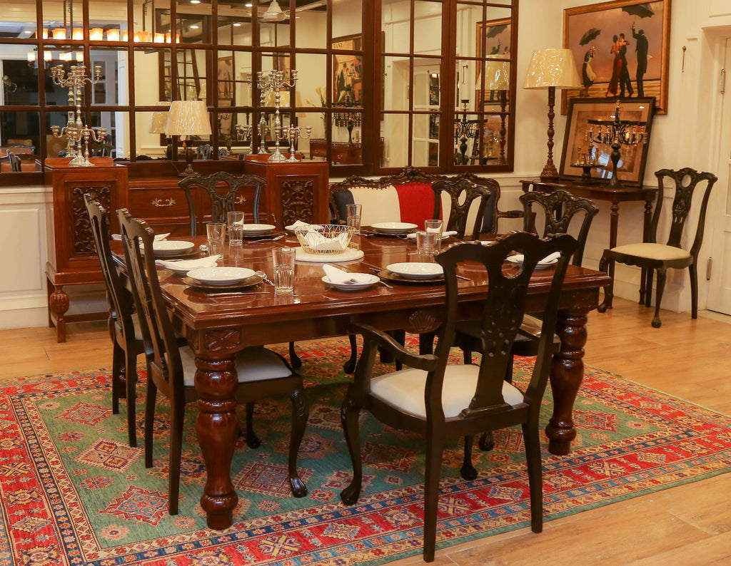 Feast Colonial Dining Table