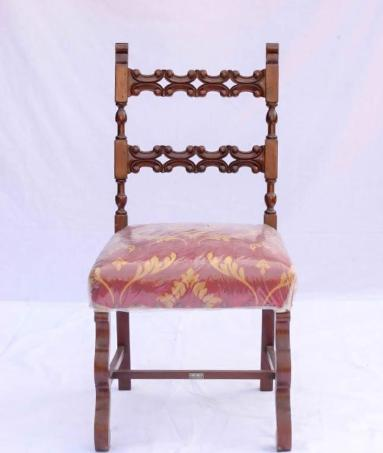 William & Mary Dining Chairs