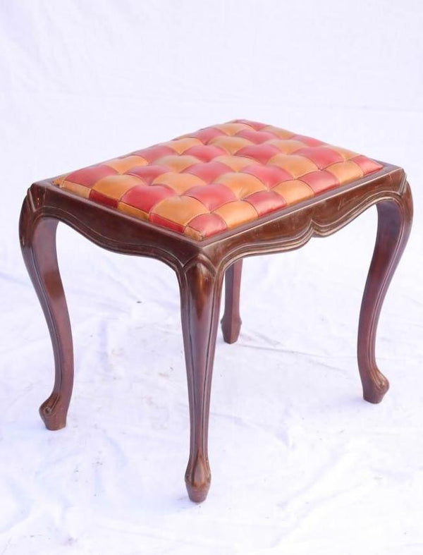 Victorian Low Stool