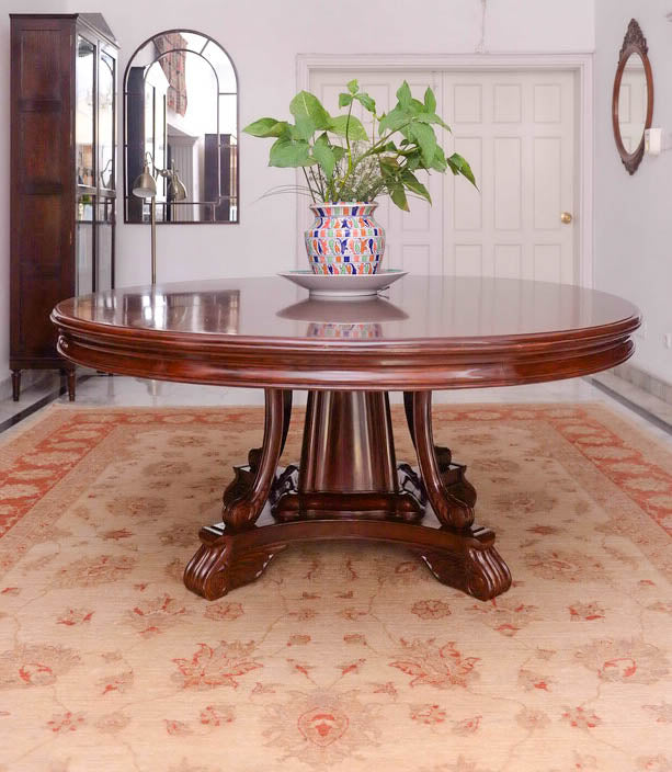 Governor's Dining Table