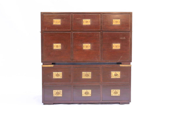 Apothecary Chest of Drawers