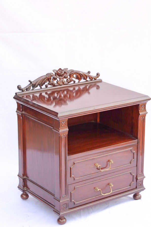 Baroque Bed Side Table
