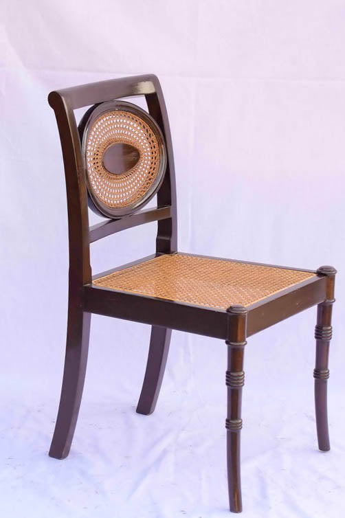 Regency Cane Chair